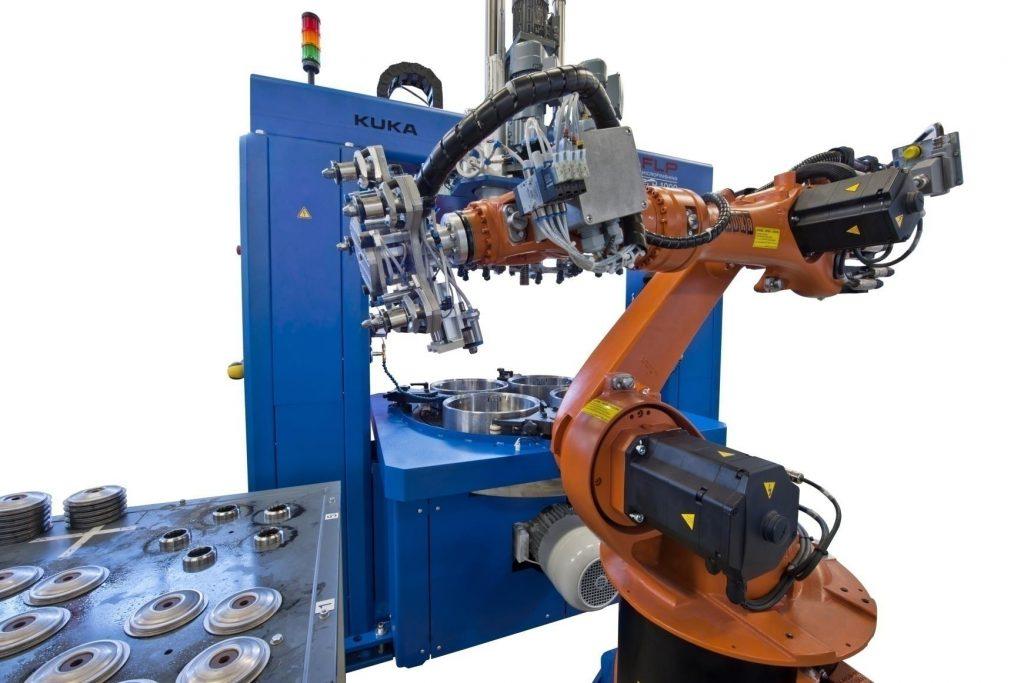 Автоматизация FLP