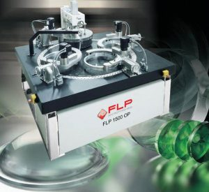 Машины FLP для обработки оптики